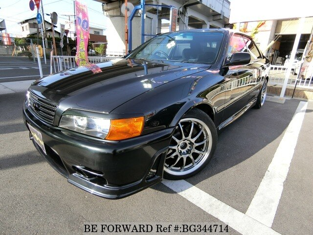 Used 1999 TOYOTA CHASER BG344714 for Sale