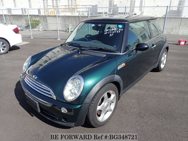 Used 2004 BMW MINI BG348721 for Sale