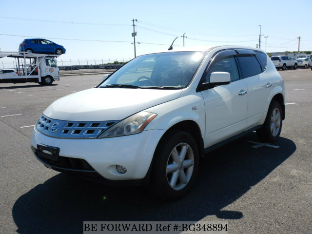 Used 2006 NISSAN MURANO BG348894 for Sale