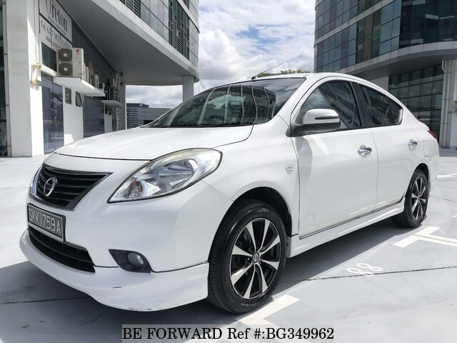 Used 2013 NISSAN ALMERA BG349962 for Sale