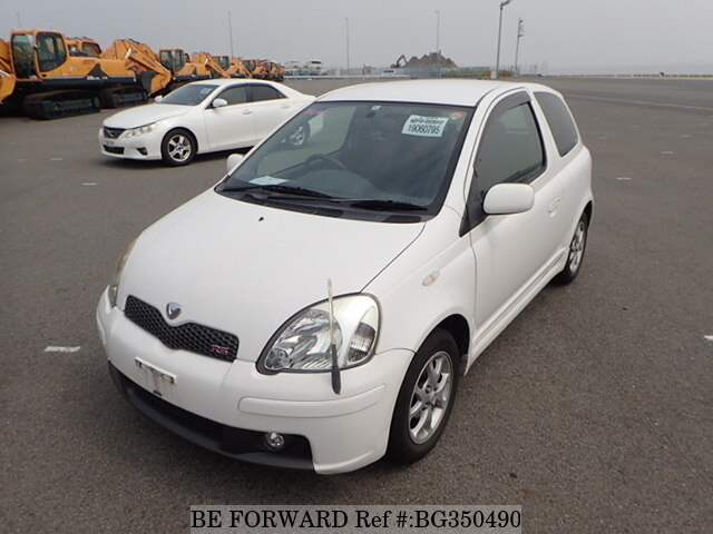 Used 2004 TOYOTA VITZ RS/CBA-NCP10 for Sale BG350490 - BE FORWARD