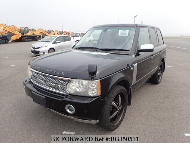 Used 2008 LAND ROVER RANGE ROVER VOGUE 4 4 V8/ABA-LM44 for