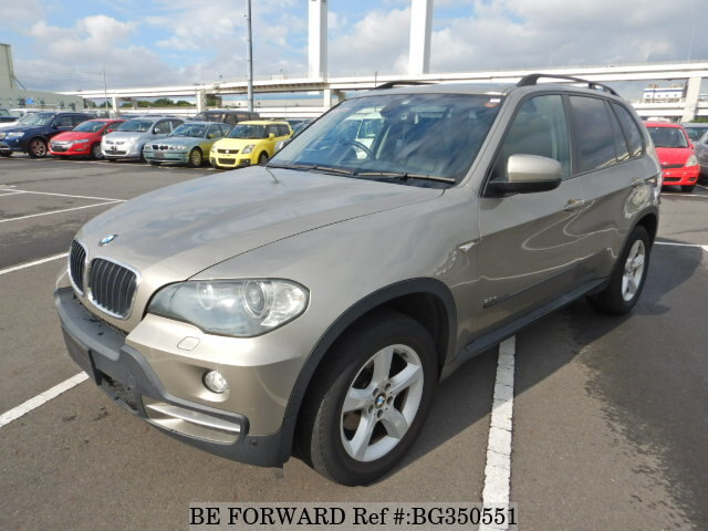 Used 2008 BMW X5 BG350551 for Sale