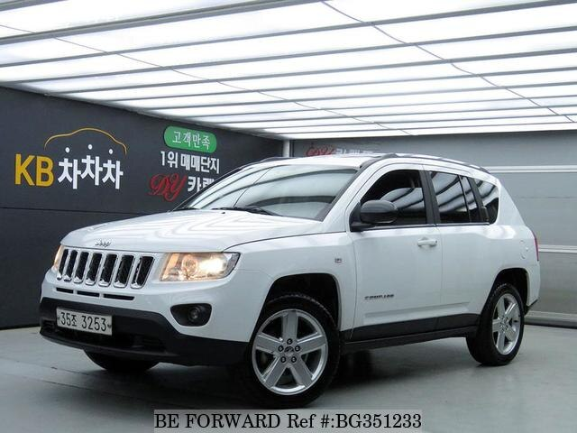 Used 2011 JEEP COMPASS BG351233 for Sale