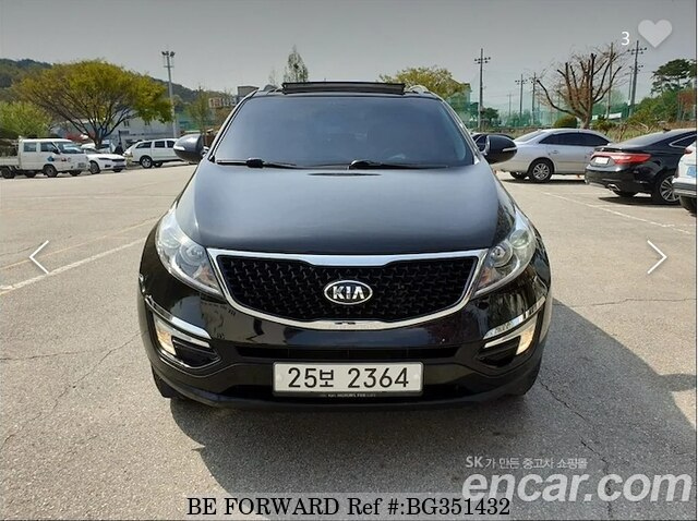Used 2014 KIA SPORTAGE BG351432 for Sale