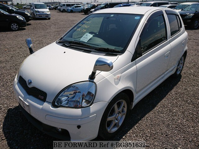 Used 2004 TOYOTA VITZ RS/CBA-NCP13 for Sale BG351632 - BE FORWARD