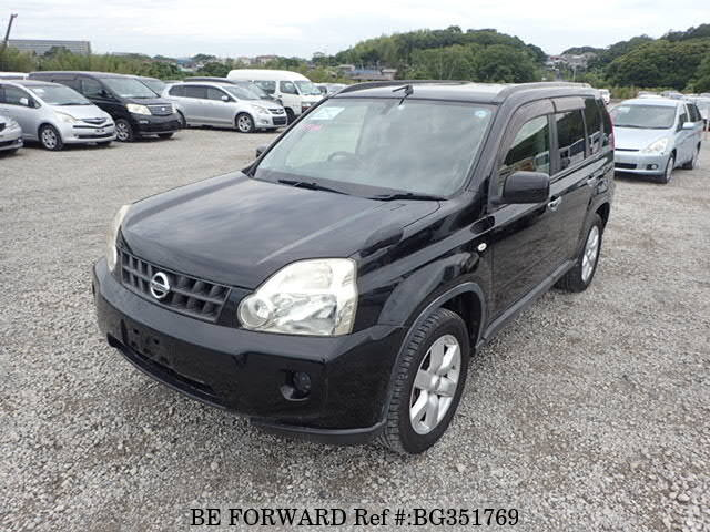Used 2009 NISSAN X-TRAIL BG351769 for Sale