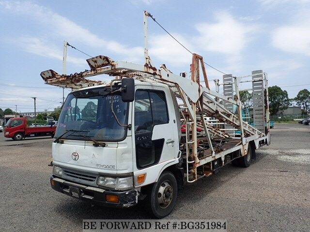 Used 1996 TOYOTA TOYOACE BG351984 for Sale