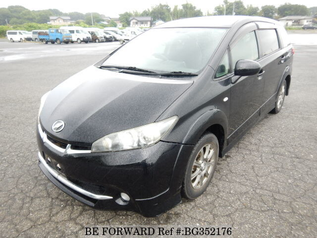 Used 2009 TOYOTA WISH BG352176 for Sale