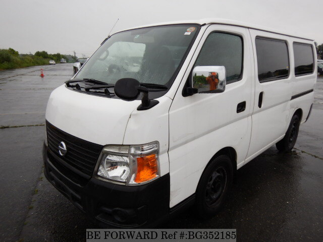 Used 2010 NISSAN CARAVAN VAN BG352185 for Sale