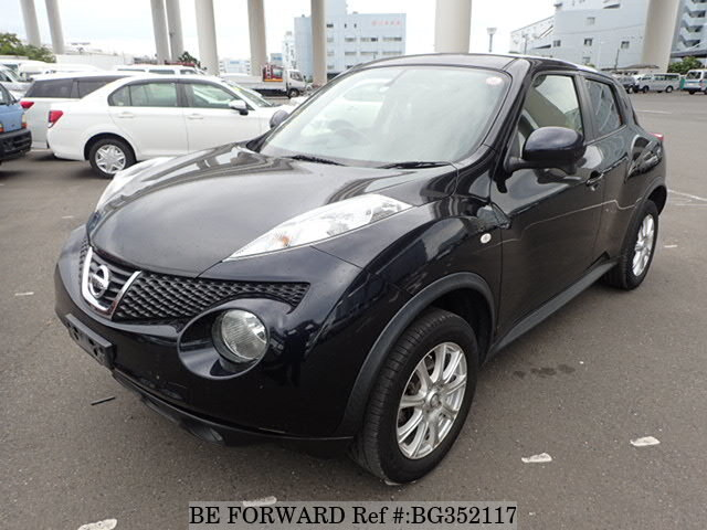 Used 2012 NISSAN JUKE BG352117 for Sale