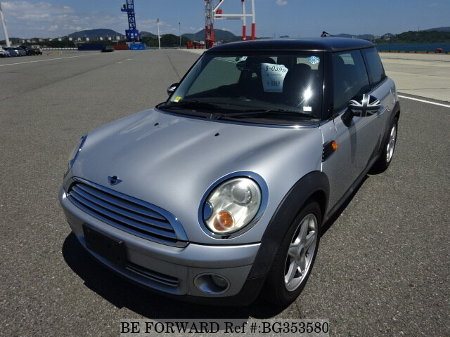 Used 2007 BMW MINI BG353580 for Sale
