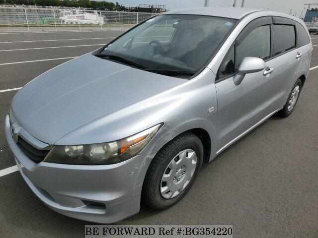 Used 2006 HONDA STREAM BG354220 for Sale