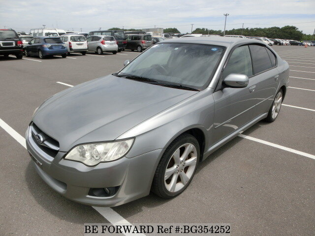 Used 2006 SUBARU LEGACY B4 BG354252 for Sale