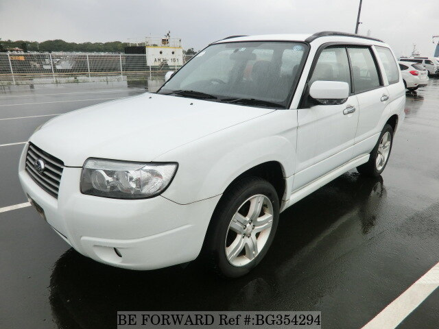 Used 2005 SUBARU FORESTER BG354294 for Sale