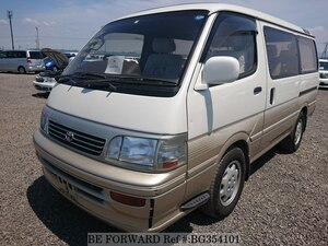 Used 1995 TOYOTA HIACE WAGON BG354101 for Sale