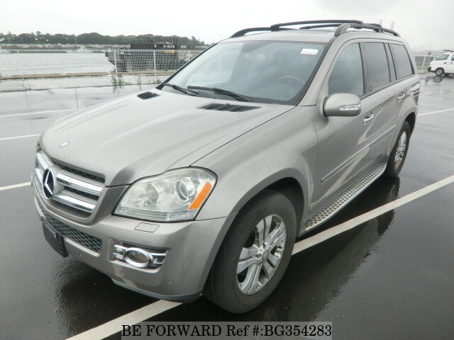 Used 2012 MERCEDES-BENZ GL-CLASS BG354283 for Sale