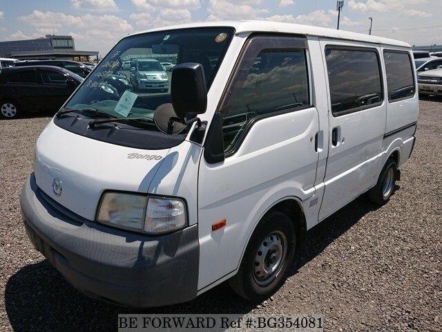 Mazda Portal Login >> Used 2006 Mazda Bongo Van Cd Kr Skf2v For Sale Bg354081 Be Forward