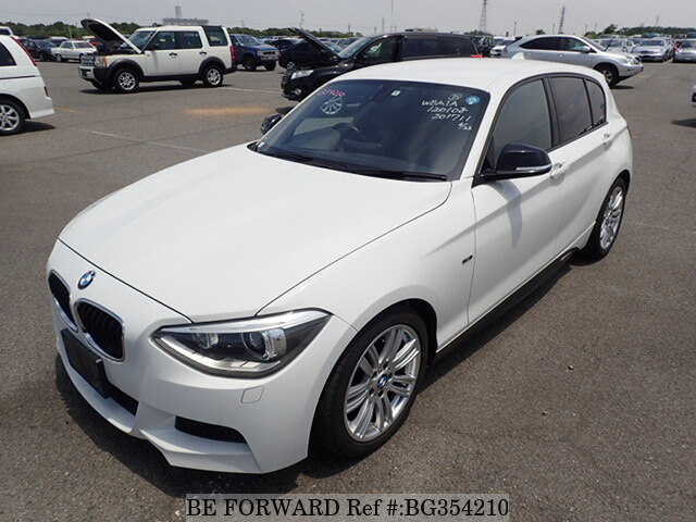 Used 2012 BMW 1 SERIES BG354210 for Sale