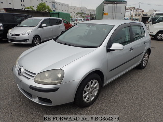 Used 2004 VOLKSWAGEN GOLF BG354379 for Sale