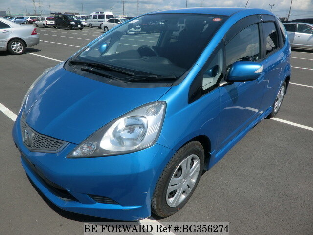 Used 2008 HONDA FIT BG356274 for Sale