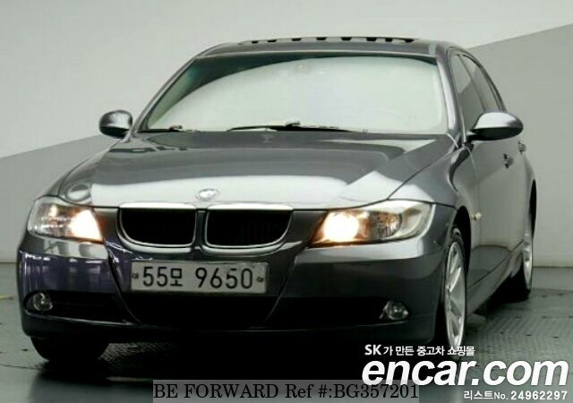 Used 2006 BMW 3 SERIES BG357201 for Sale