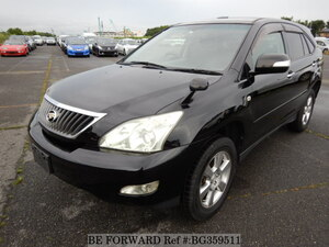 Used 2007 TOYOTA HARRIER BG359511 for Sale