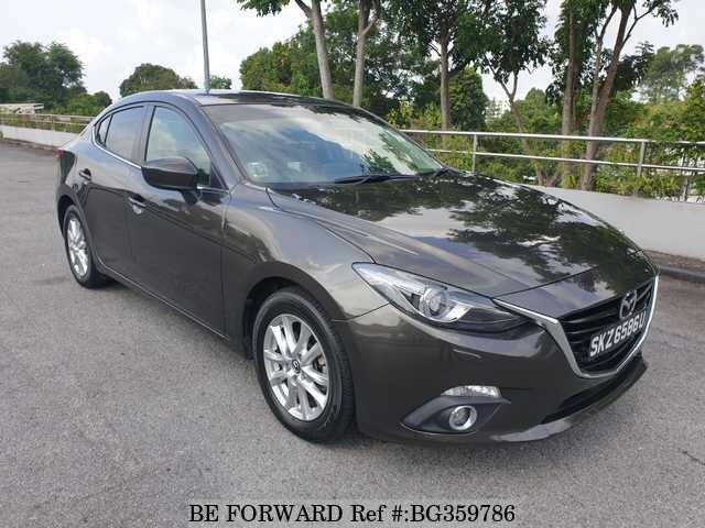 Mazda Portal Login >> Used 2016 Mazda Mazda3 For Sale Bg359786 Be Forward