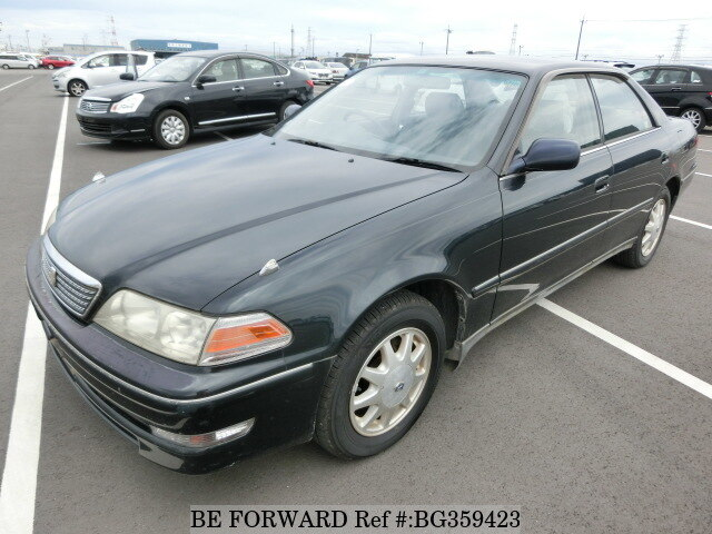 Used 2000 TOYOTA MARK II BG359423 for Sale