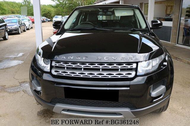 Range Rover Evoque >> Used 2012 Land Rover Range Rover Evoque Manual Diesel For Sale