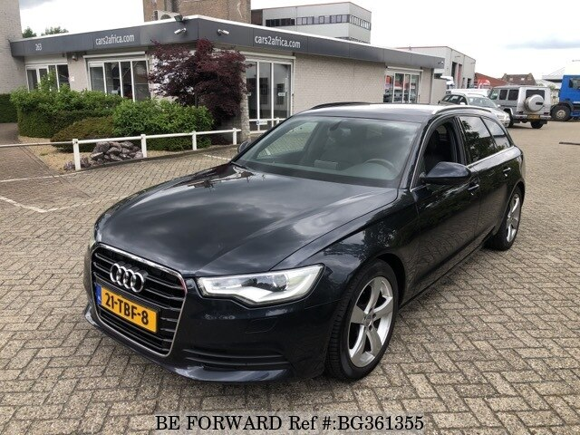 Used 2012 AUDI A6 BG361355 for Sale