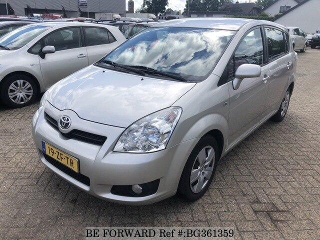 2008 Toyota Corolla For Sale >> 2008 Toyota Corolla Verso