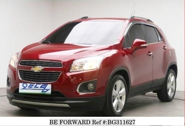 Used 2013 CHEVROLET TRAX BG311627 for Sale