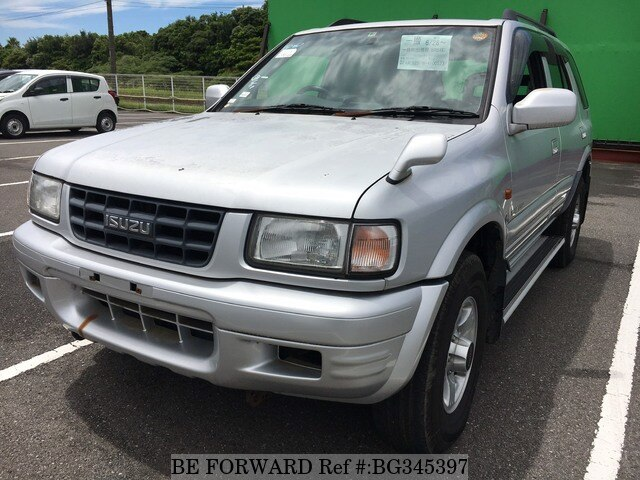 Used 1998 ISUZU WIZARD BG345397 for Sale