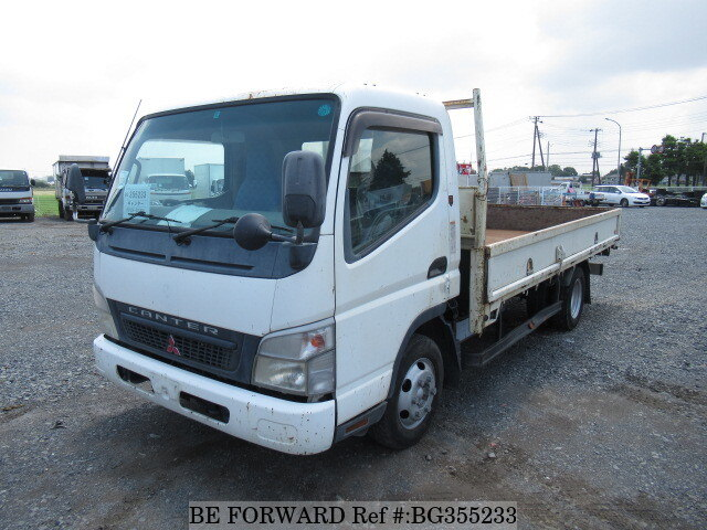 Used 2006 MITSUBISHI CANTER BG355233 for Sale