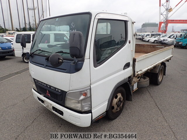Used 2006 MITSUBISHI CANTER BG354464 for Sale
