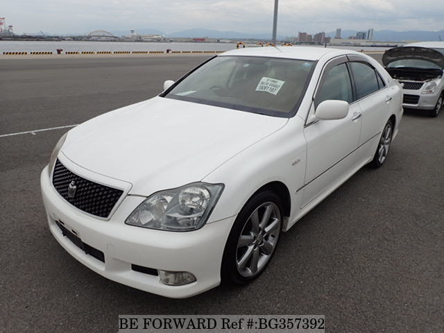 Used 2006 TOYOTA CROWN BG357392 for Sale