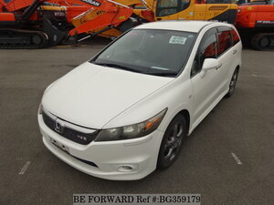 Used 2007 HONDA STREAM BG359179 for Sale
