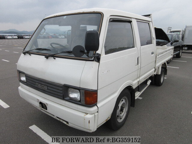 Used 1993 Mazda Bongo Brawny Truck W Cab  U-sd2at For Sale Bg359152