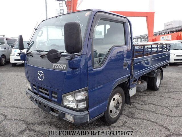 Used 2006 MAZDA TITAN BG359077 for Sale
