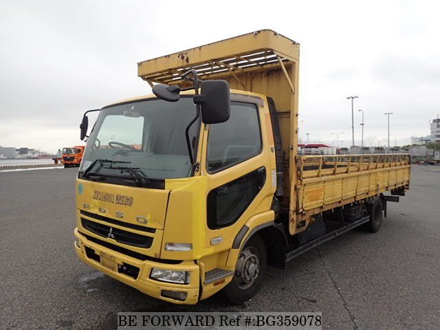 Used 2006 MITSUBISHI FIGHTER BG359078 for Sale