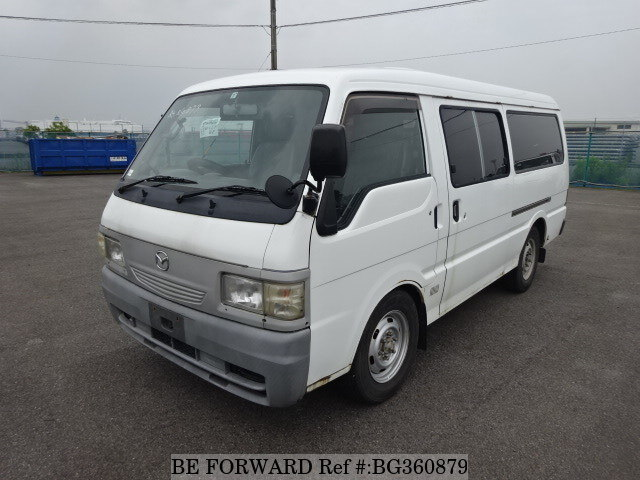 Used 2003 MAZDA BONGO BRAWNY VAN BG360879 for Sale