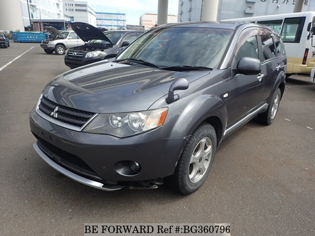 Used 2006 MITSUBISHI OUTLANDER BG360796 for Sale