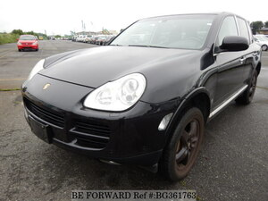 Used 2005 PORSCHE CAYENNE BG361763 for Sale