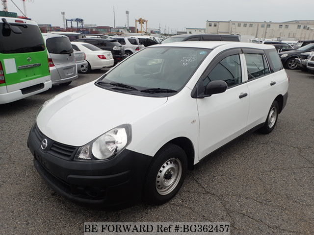 Used 2014 NISSAN AD VAN BG362457 for Sale