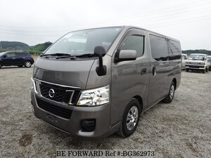 Used 2014 NISSAN CARAVAN VAN BG362973 for Sale