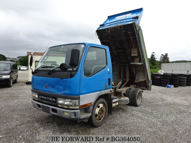 Used 2000 MITSUBISHI CANTER BG364050 for Sale