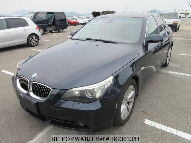 Used 2006 BMW 5 SERIES BG363354 for Sale