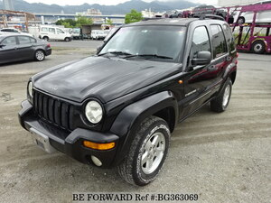 Used 2002 JEEP CHEROKEE BG363069 for Sale