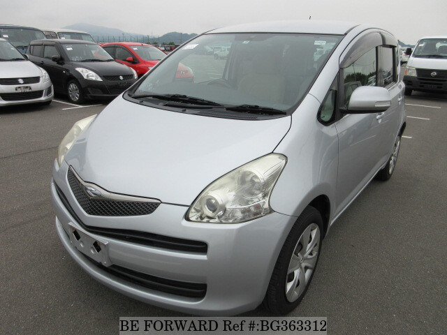 Used 2010 TOYOTA RACTIS BG363312 for Sale